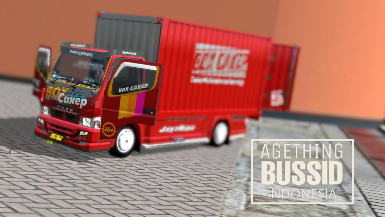 6500 Koleksi Mod Bussid Mobil Box Gratis