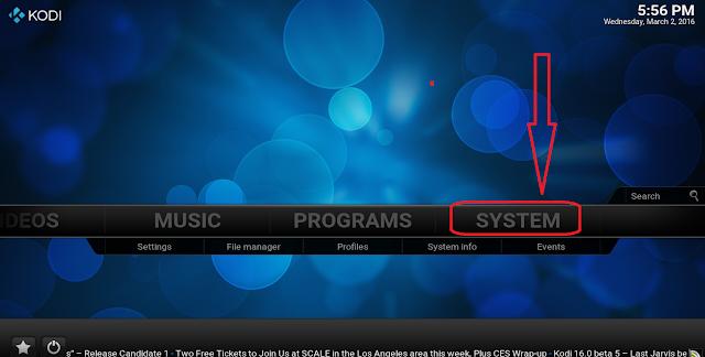 إضافة tv ultimate على برنامج Kodi لمشاهدة أفضل القنوات