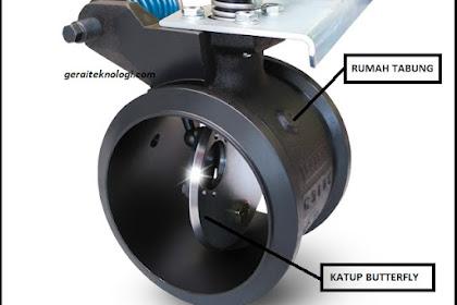Cara Kerja Exhaust Brake pada Kendaraan (Rem Gas Buang)