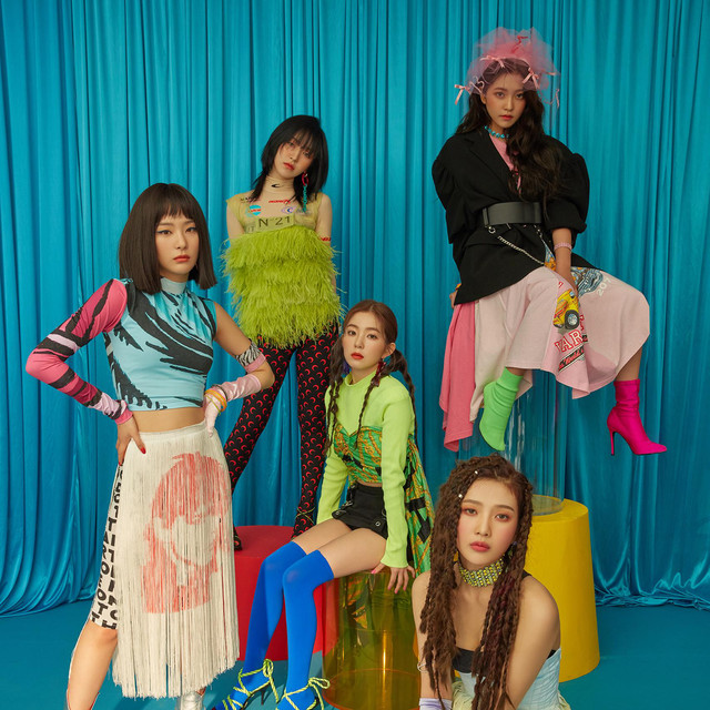 8. Red Velvet