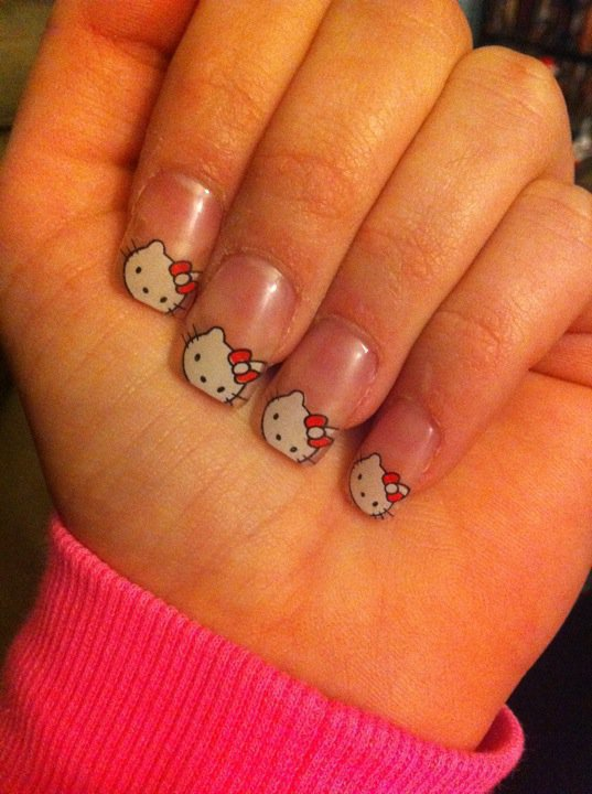 Hello Kitty Nails | Hello Kitty Forever