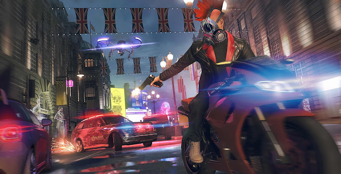 Watch Dogs Legion will be released on October 29, 2020