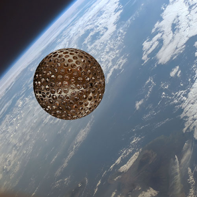 There is a Mysterious Satellite Orbiting Earth Place to Crash-Land in 8 Million-Years