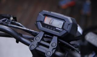 Sepeda Motor Honda Beat Street 1