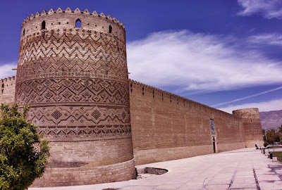 he Citadel of Karimkhann is one of the most magnificent fortresses in Iran.