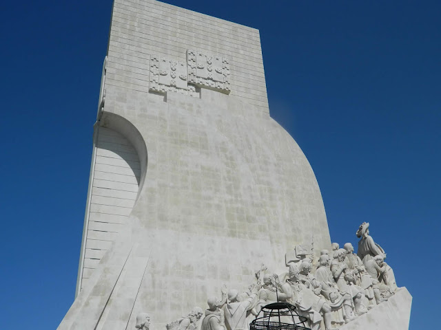 Monument of the Discoveries Lisbon Portugal