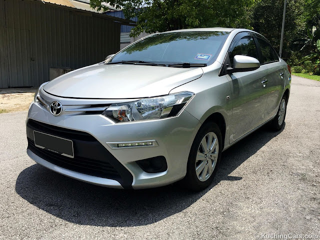 Toyota Vios J Spec