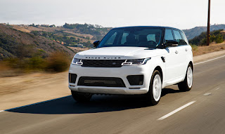 Land Rover introduces a 221 kW (300 PS) Petrol Powered Range Rover Sports from Rs. 86.71 Lakh