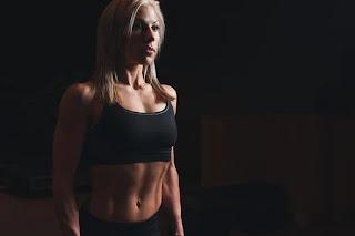 alt karın- lower abs