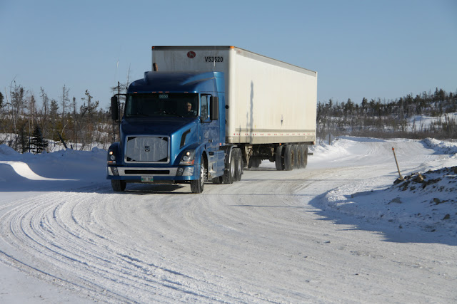 How to prepare a truck for the winter?