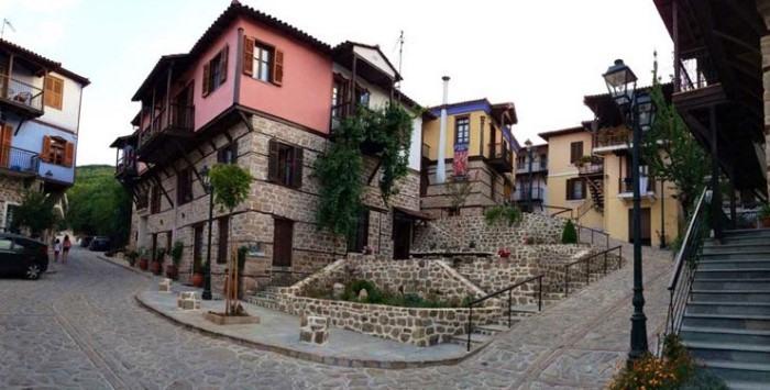 Εγκρίθηκε η εκτέλεση του έργου «Δίκτυο Αυθεντικών Χωριών Αδριατικής-Ιονίου»