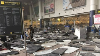 attack on brussel airport
