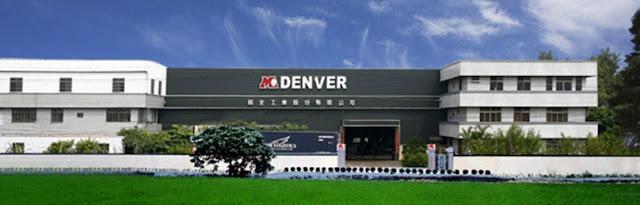 Công ty chế tạo máy Denver Đài Loan