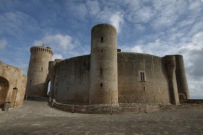 Castillo of Bellver, Palma de Mallorca, Spain