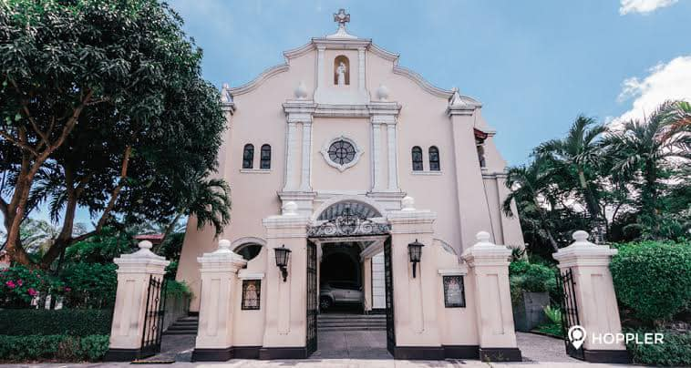 Santuario de San Antonio, successor church of San Francisco de Manila