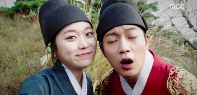 Splash Splash Love 2015 Korean drama review by Asian Drama Withdrawals starring Kim Seul Gi and Beast Yoon Doo Joon