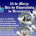 [DIA DO ESPECIALISTA] A Diretoria do CASSAB parabeniza todos os Especialistas de Aeronáutica!