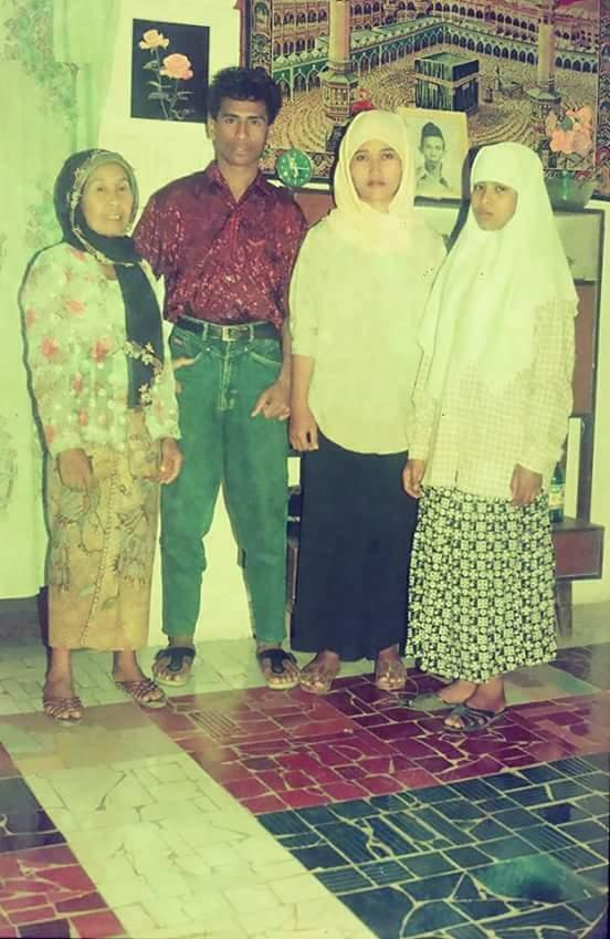 Joa saat pindah ke Surabaya