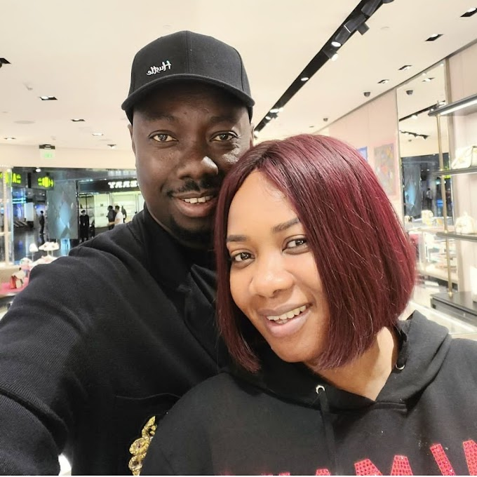 """Video: I started dating my wife when I was living in one room with other guys"""" - Obi Cubana"""