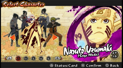 Naruto ultimate ninja impact mod psp iso download