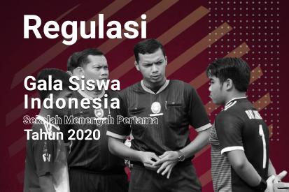 Regulasi Kempetisi Gala Siswa Indonesia (GSI) Tingkat SMP Tahun 2020