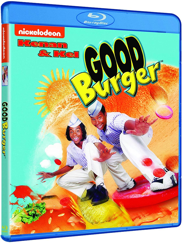 Good Burger 2 Movie : burger, movie, NickALive!:, Paramount, Release, 'Good, Burger', Blu-ray, February