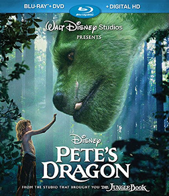 Relive the magic of Pete's Dragon. The new film from Disney is an amazing adventure of all ages -- available now!