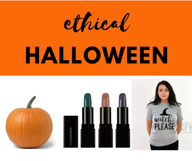 Tips for an ethical Halloween
