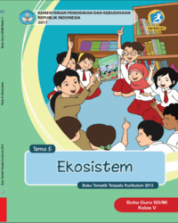 Buku tema 5 Guru Kelas 5 k13 2017