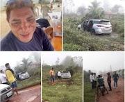 Após ter casa invadida por bandidos, cantor milionário sofre acidente em Pinheiro do Maranhão