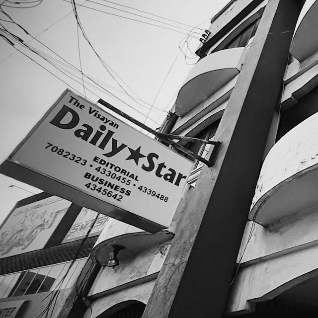 Saying Goodbye to The Visayan DAILY STAR
