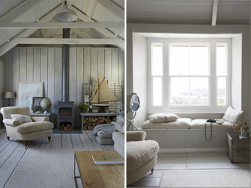 Pareti In Legno Shabby : Il bianco e le sue mille sfumature shabby chic interiors