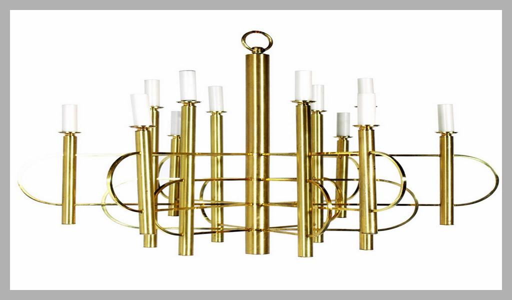 Alamande modernist brass chandelier ideas - Antike schlafzimmermobel ...