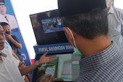 Soal Surat Menyurat, warga Desa Kuripan Lombok Barat Bisa Print Sendiri di ATM Surat Desa