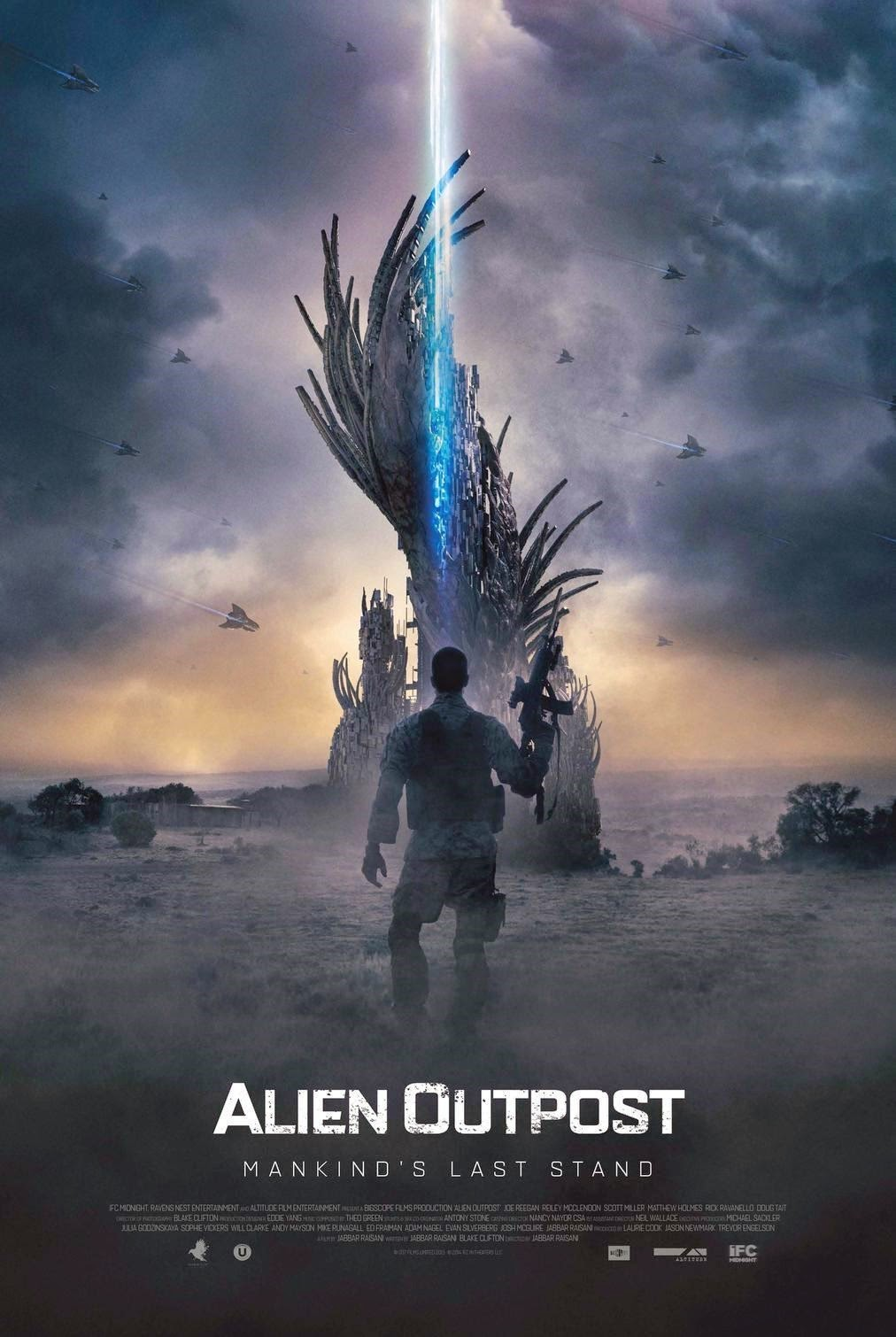 Alien Outpost 2014 - Full (HD)