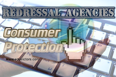 Class 12 - Business Studies - CH 12 Consumer Protection - Redressal Agencies (#cbsenotes) (#Class12BusinesStudies)