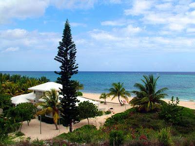 Love Beach Hill Top View