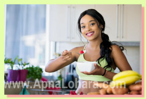 lifestyle tips, healthy diets for girl