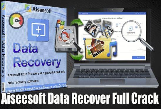 تحميل وتفعيل برنامج Aiseesoft Data Recovery عملاق استعادة الملفات المحذوفة بجميع أنواعها