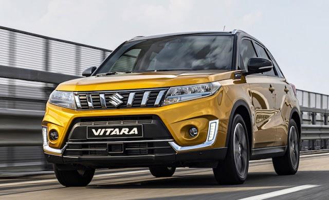 Suzuki Vitara 4x4'e Özel Yılın Son Kampanyası