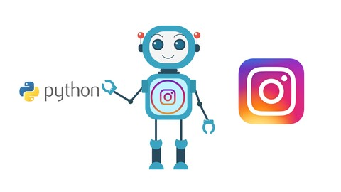 Instagram Automation Build A Bot with Python | udemy free coupon