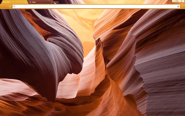 Canyon Google Chrome Theme
