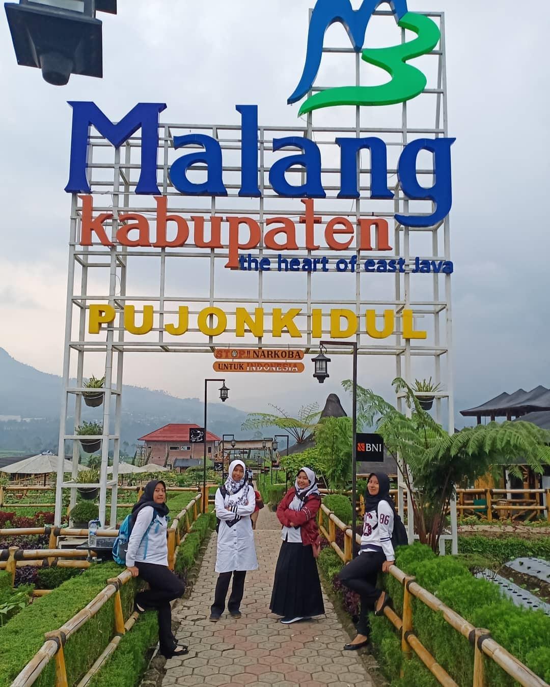 Desa Wisata Pujon Kidul Malang Jawa Timur