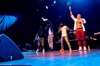 10 Banky W, Wizkid, Skales Kick Off EME US Tour (Photos)