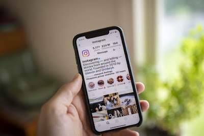aplikasi medsos instagram