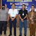 Bupati Pesibar Jamu Rombongan Kejati Lampung