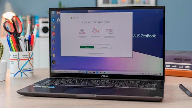 8. Asus ZenBook Flip 15