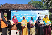 Gandeng Mahasiswa IAIN Salatiga, BMH-Pos Da'i Salurkan Bantuan Peduli Covid Di Boyolali