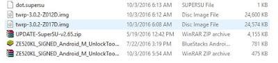 Cara mudah root Asus Zenfone 3 Terbaru 2017