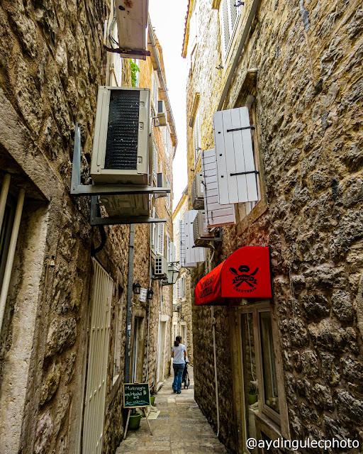 Streets of Budva Old Ciy II